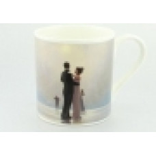 Dance me to the End of Love Medium Bone China Mug