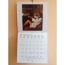 Jack Vettriano 2018 Calendar, Small