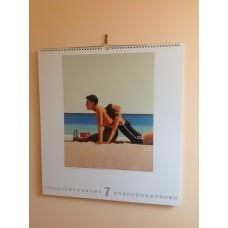 Jack Vettriano 2018 Calendar, Large