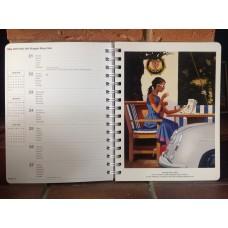 Jack Vettriano 2018 Diary