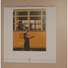 Jack Vettriano 2019 Calendar, Large