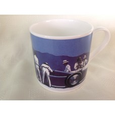 Jack Vettriano Large Bone China Mug - Bluebird at Bonneville
