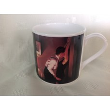 Jack Vettriano Large Bone China Mug - Game On