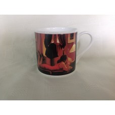 Jack Vettriano Large Bone China Mug - Parlour of Temptation