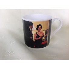 Jack Vettriano Large Bone China Mug - The Opening Gambit